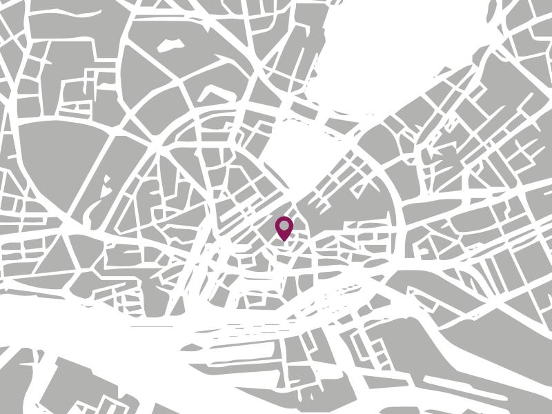 Punica Standort-Karte